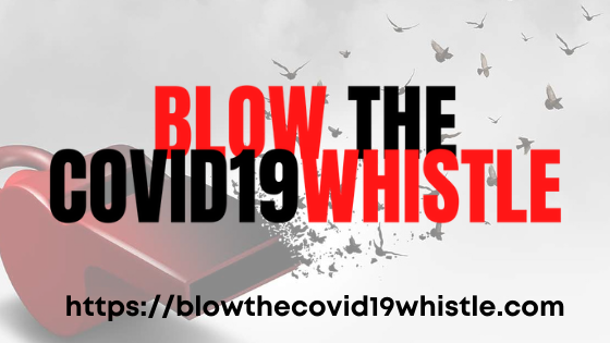 Blow the COVID19 Whistle
