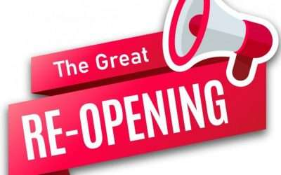 The Great Reopening! (what you won't see on main stream media)